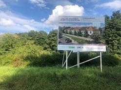 Haut du Breuil, 96 logements prévus