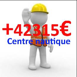 +42 315 € centre nautique