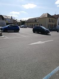 Parking Eglise St VIncent
