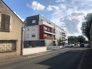 Nouveaux logements rue de Lieusaint