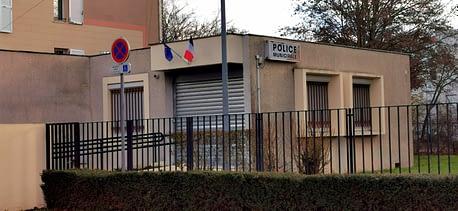 Poste de la police municipale