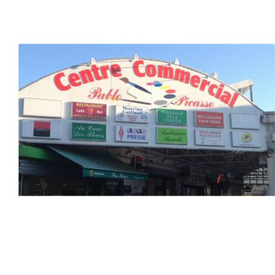 centre commerciale picasso